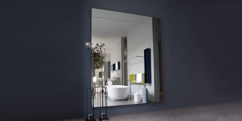 espejos para ba os modernos tono bagno