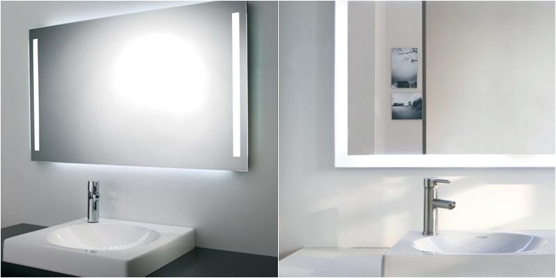 Mejores espejos modernos para ba os d nde comprarlos - Espejos de banos modernos ...