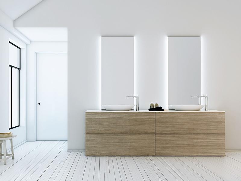 espejos para baños, espejos para baños barcelona