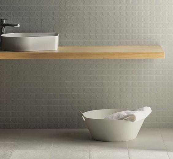 pavimentos y revestimientos para baños