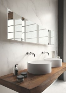 suelos y paredes para baños