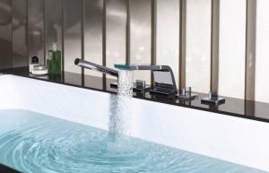 novedades griferias para baños 2016