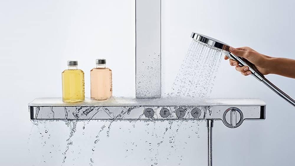 novedades-grifos-para-banos-griferia-hansgrohe-rainmaker-select-showerpipe