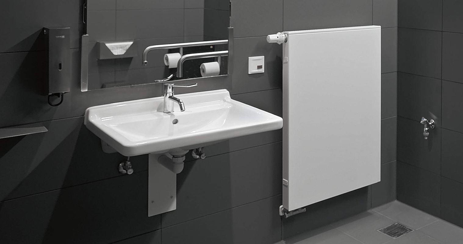 lavabos para discapacitados y minusvalidos