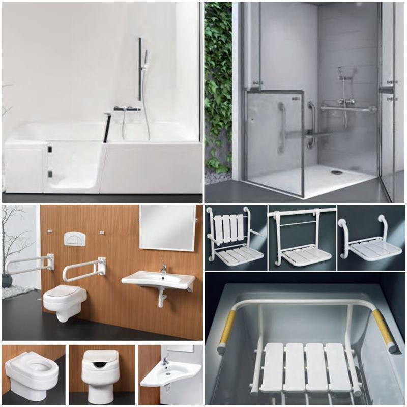 baños para discapactiados minusvalidos