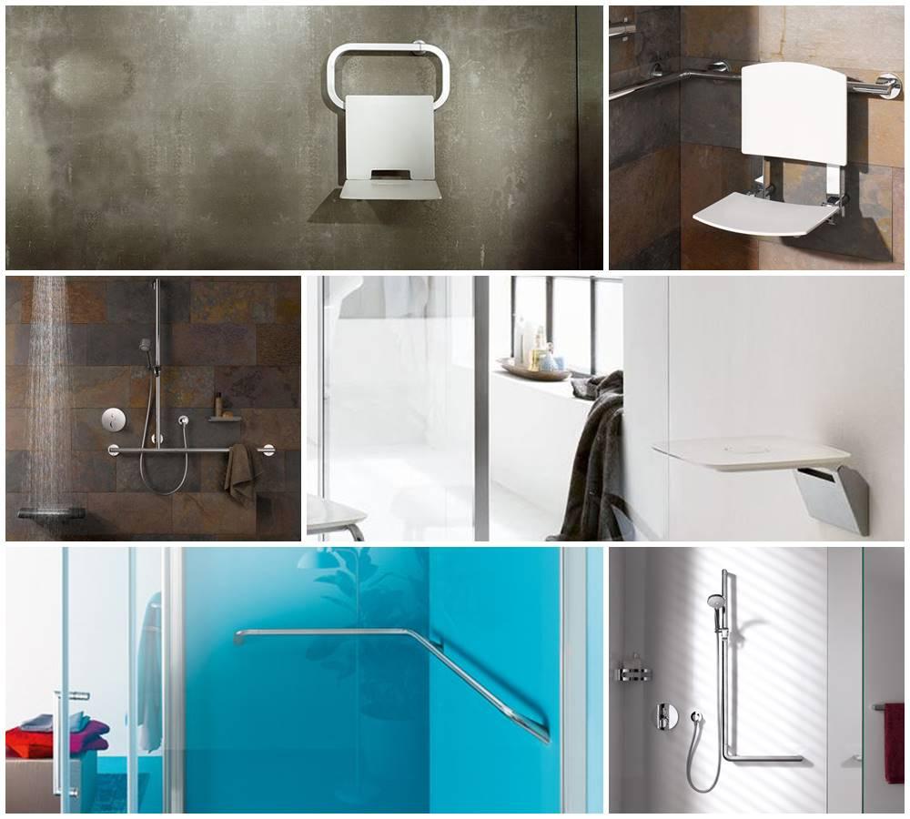 accesorios para baños minusvalidos