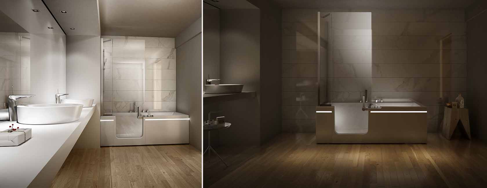 baños para discapactiados minusvalidos, bañeras para minusvalidos