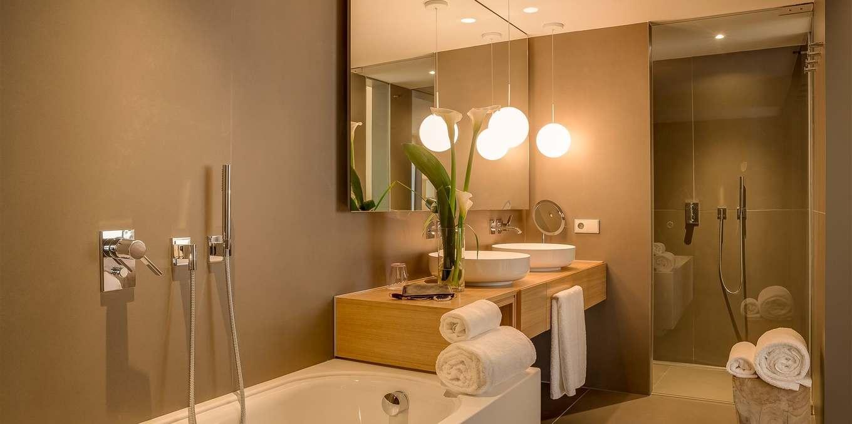 Dise o de ba os para hoteles tono bagno for Griferias y accesorios para banos