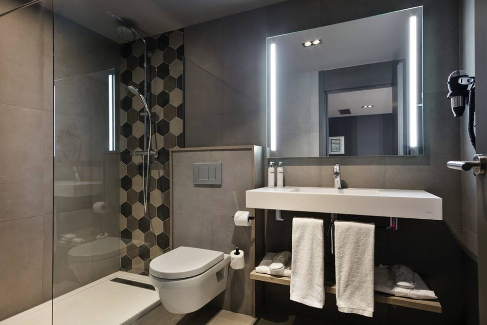 baños hoteles lujo