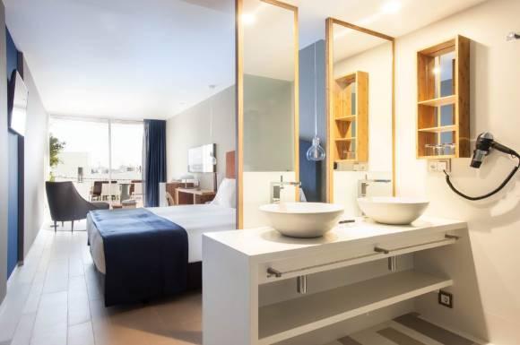 dise o de ba os para hoteles tono bagno On diseños de hoteles modernos