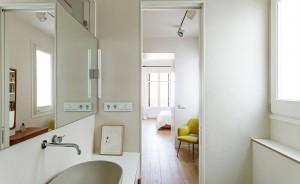 reforma baño piso barcelona