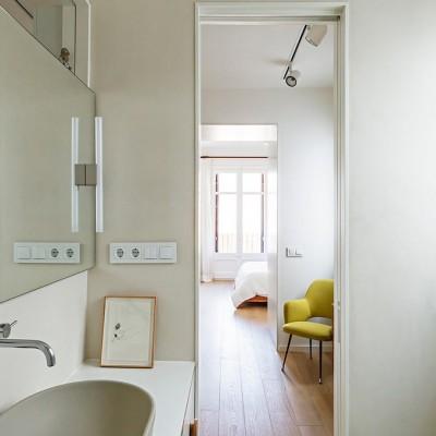 Reforma integral de baño en vivienda, Barcelona