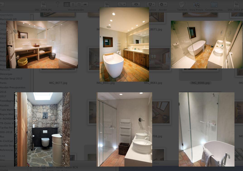 reforma baños casa en Ibiza