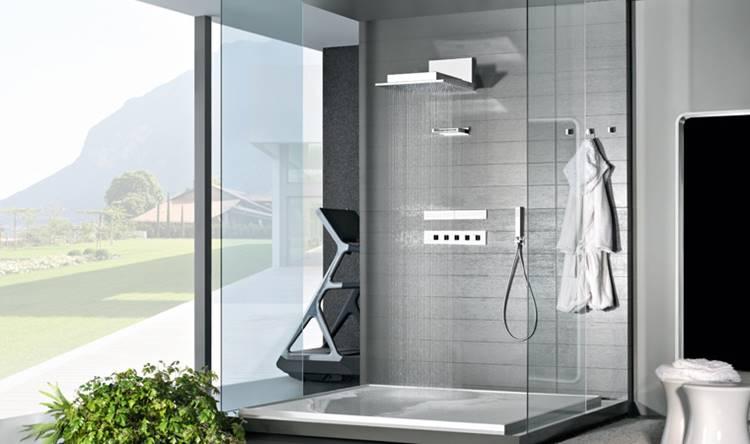 Tienda de duchas en barcelona tono bagno for Ducha cascada