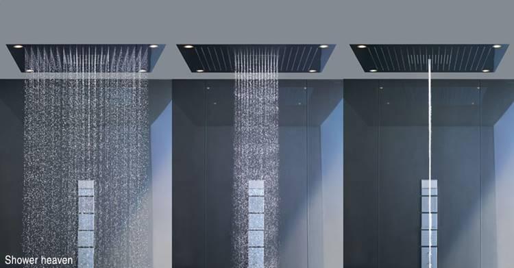tienda de duchas en barcelona, duchas axor shower heaven