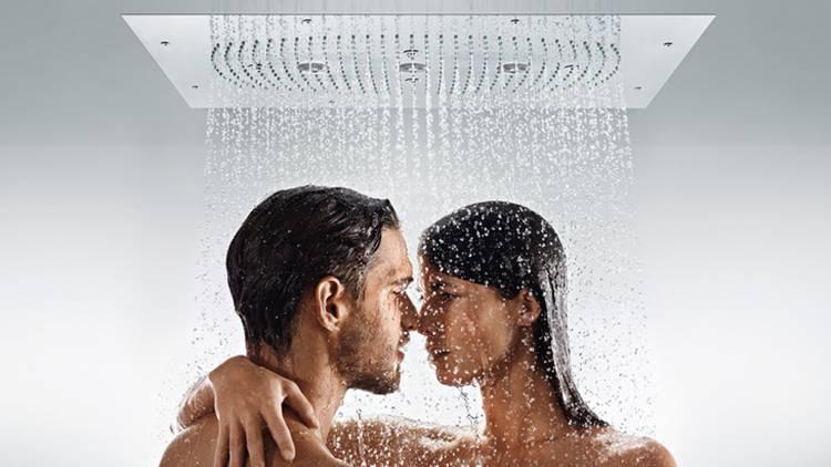 tienda de duchas en barcelona, duchas hansgrohe , ducha rainmaker