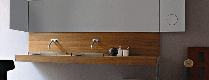 espejos para cuartos de baño de diseño | Tono Bagno