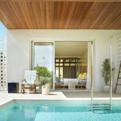 Reforma interior y exterior de Hotel Inturotel Esmeralda en Mallorca