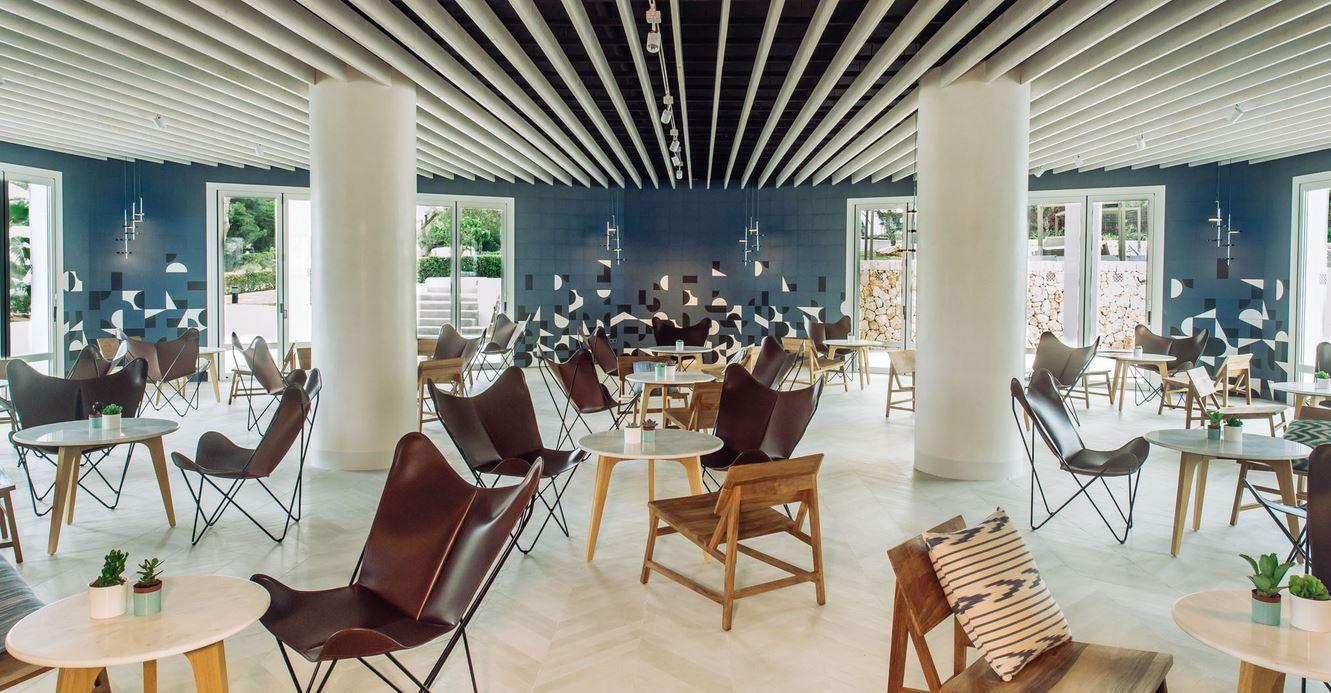 Reforma interior y exterior de hotel inturotel esmeralda - Pavimentos y revestimientos ...