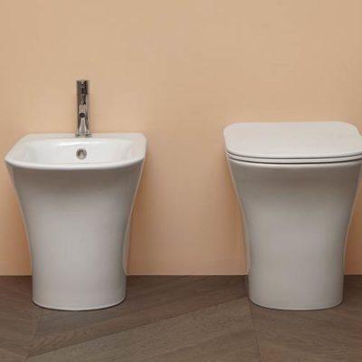 Sanitarios wc bide para baño Cabo de Antonio Lupi (1)