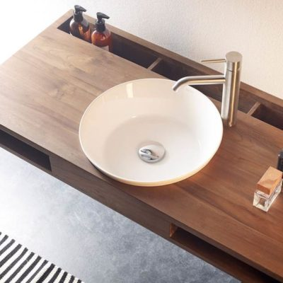lavabo baño Wood Bathco