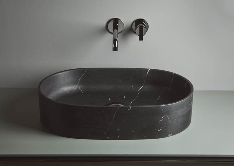 novedades baños modernos 2018, Lavabo Giro Inbani