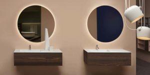 Espejo para baños