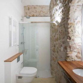 reforma baños masia rural