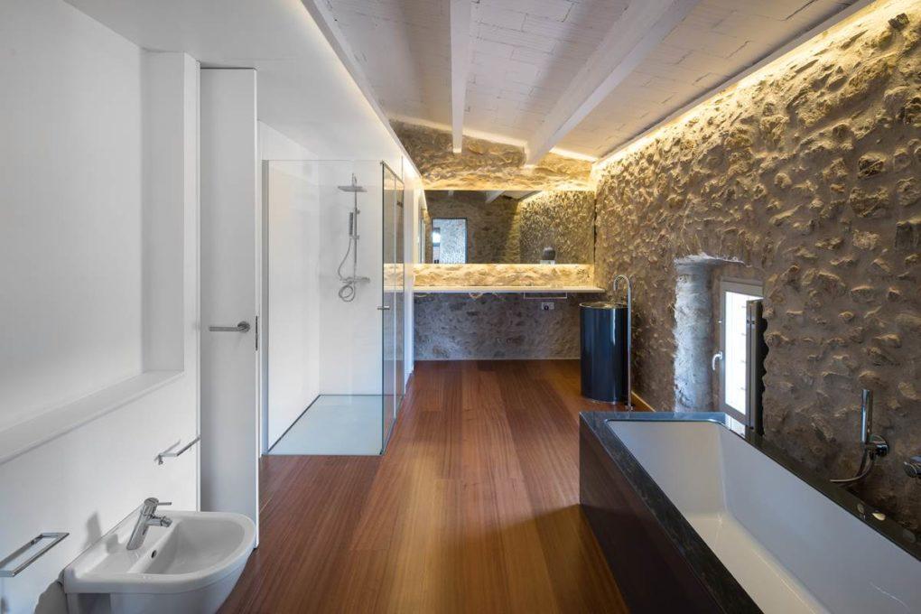 reforma baños masia