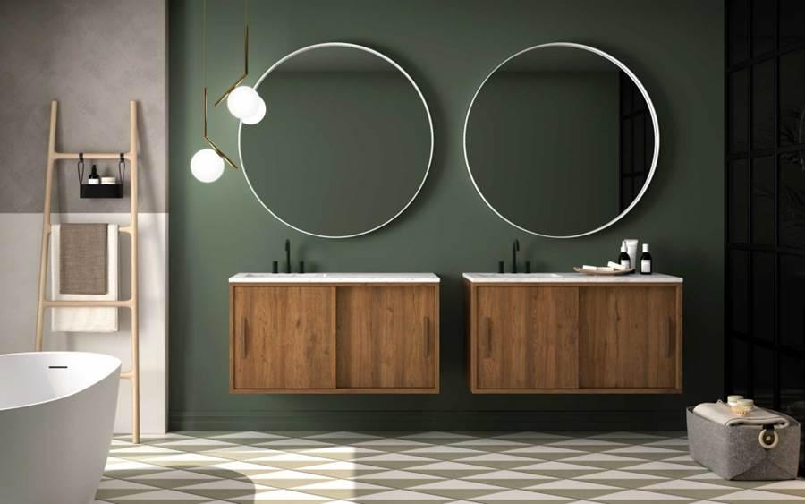 muebles baño a medida, muebles de baño de diseño