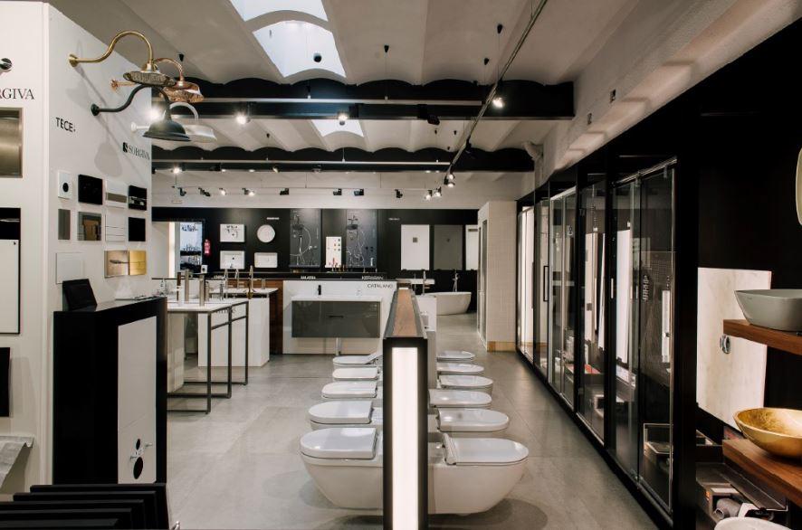 tienda baños Barcelona, tienda de duchas barcelona, Tono Bagno