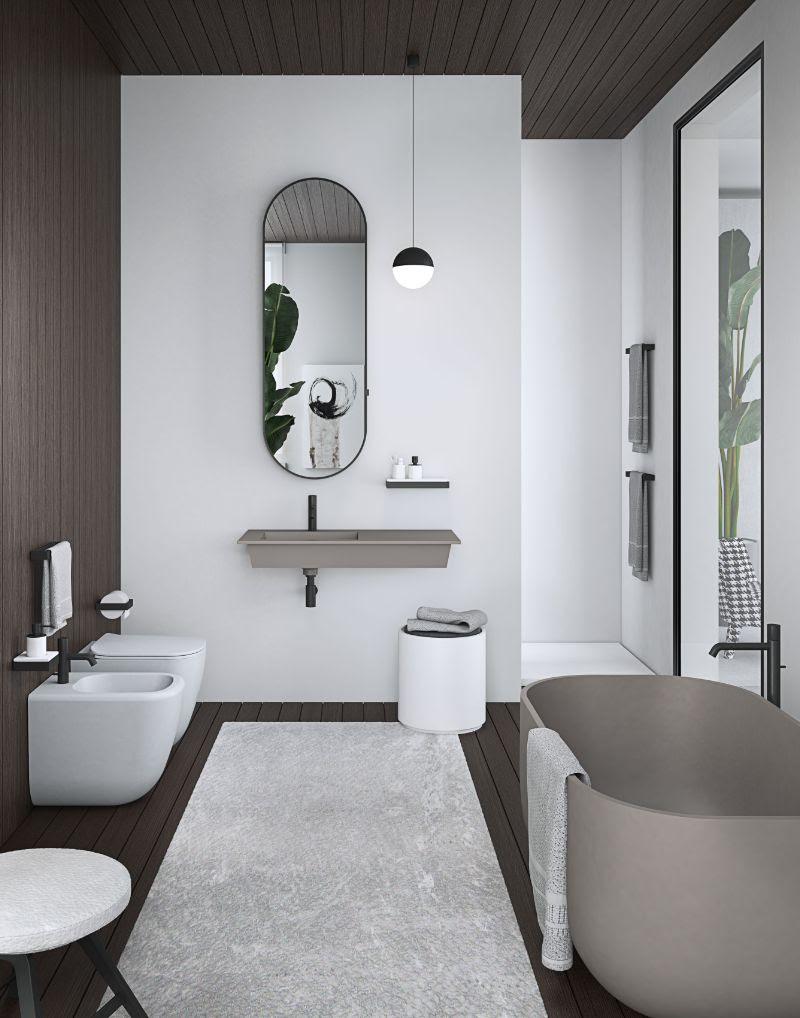 Lavabos y Sanitarios Era, tendencias para el baño 2019