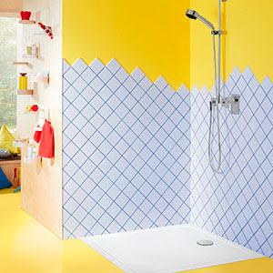 cuarto de baño niños