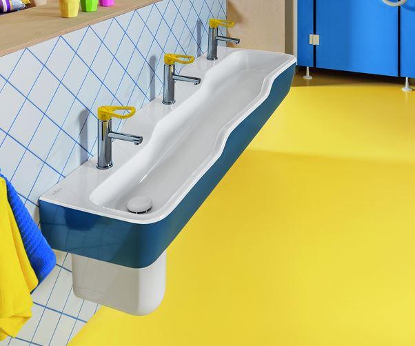 tendencias para baños 2019, villeroy&boch
