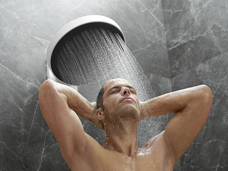 ducha rainfinity, novedades duchas 2020