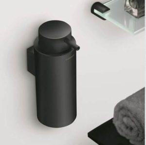 accesorios baño negros