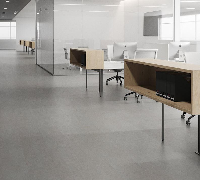 suelos de corcho para oficinas