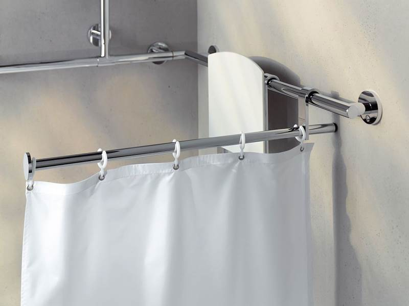 barra de apoyo y seguridad ducha discapacitados minusvalidos