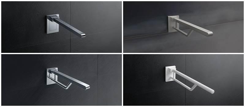 barras de seguridad baños discapacitados, barras seguridad baños minusvalidos