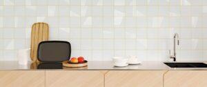 revestimiento color cocina