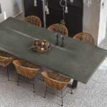 encimeras mesa porcelanico