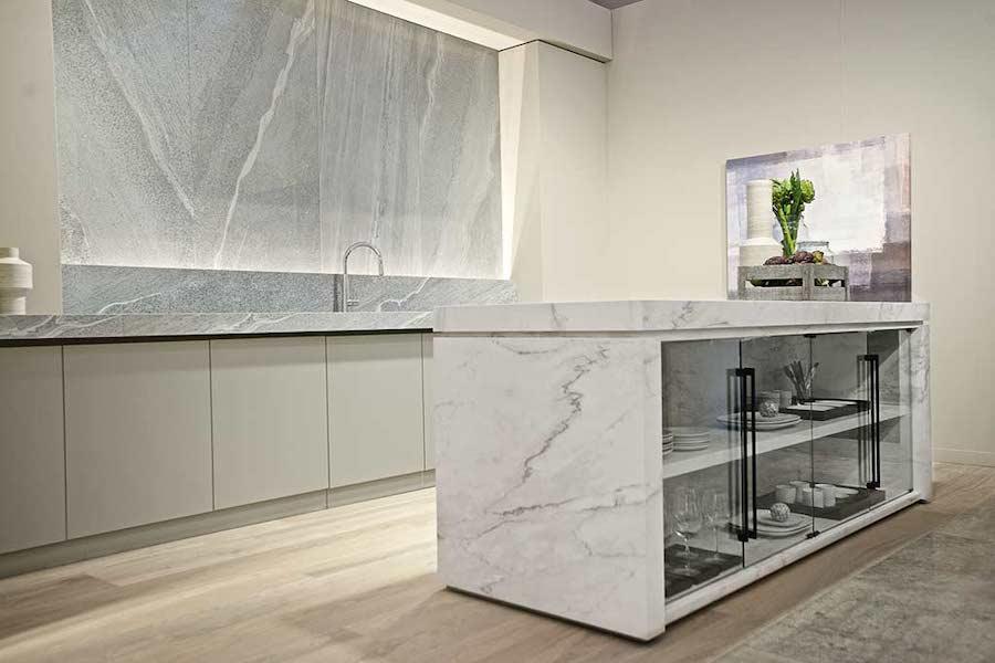 encimeras cocina porcelanico, novedades pavimentos y revestimientos, novedades encimeras cocina