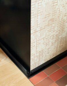 acabados metal paredes suelos