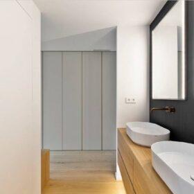Proyecto reforma atico baños Barcelona