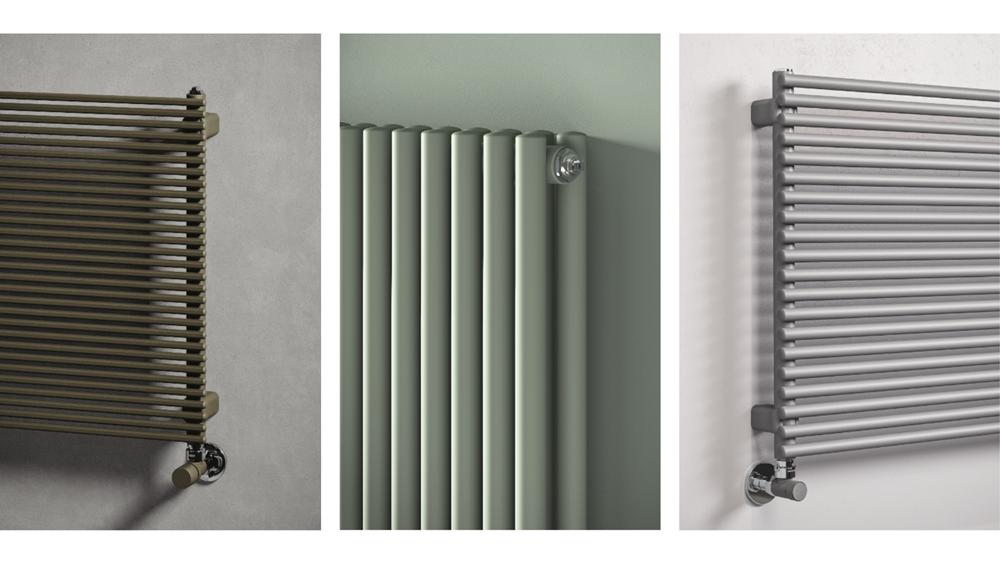 Radiador decorativo Arpa – IRSAP, novedades radiadores baño 2021, novedades baños 2021