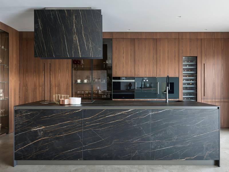 encimeras cocina ceramica, novedades pavimentos y revestimientos 2021, novedades encimeras cocina
