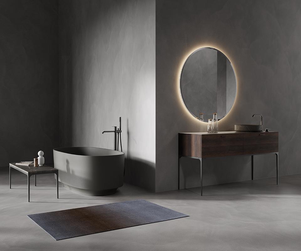 mobiliario baño barcelona, novedades muebles baño 2021, novedades baños 2021