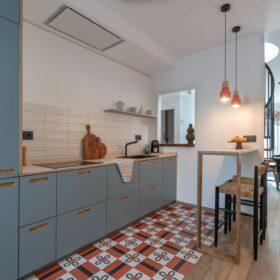 Reforma de un apartamento turístico en Malaga